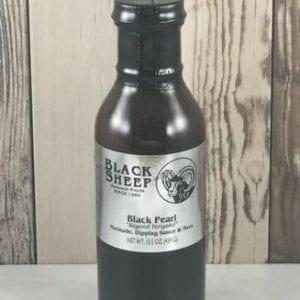 Black Sheep Black Pearl Marinade and Dipping Sauce