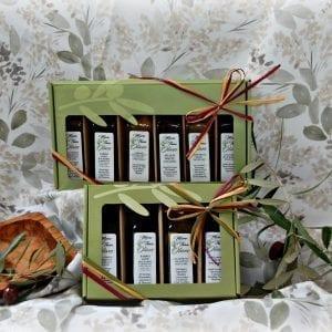 Gift Sets of Olive Oils and Balsamic Vinegars