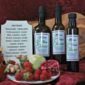 Bottled Vinegars